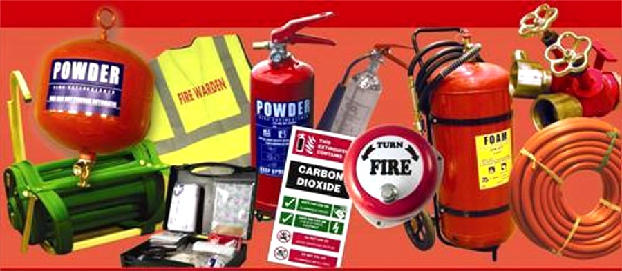 Fire Extinguishers, fire protection equipment  & accessories supplied by Cornhill Fire Protection, Limerick, Ireland
